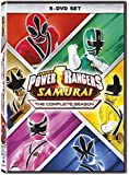 Power Rangers Samurai: The Complete Season [DVD]