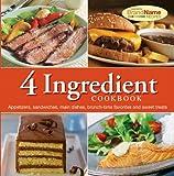 4 Ingredient Cookbook (Favorite Brand Name Recipes)