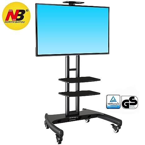NB AVA1500TP - El soporte móvil de suelo para pantallas LCD, LED , Plasma y