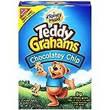 Teddy Grahams Crackers, Chocolatey Chip, 10 Ounce