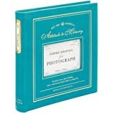 マークス ベーシックアルバム・100ポケット/コルソグラフィア[L判サイズ・100枚収納]/ブルー CG-BAL5-BL