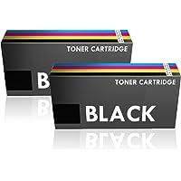Prestige Cartridge CE285A/85A - Pack de 2 cartuchos de tóner láser para HP LaserJet Pro P1102/P1106/P1108W, negro
