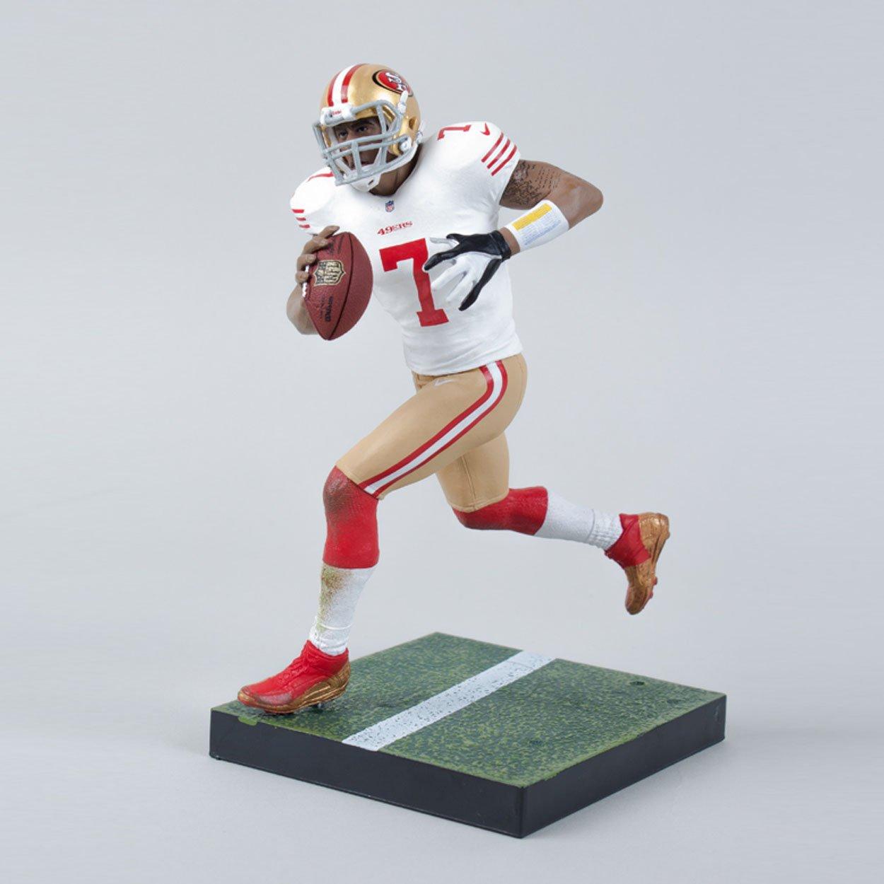 McFarlane NFL Series 33 Figure San Francisco 49Ers Colin Kaepernick McFarlane Toys 75636-4