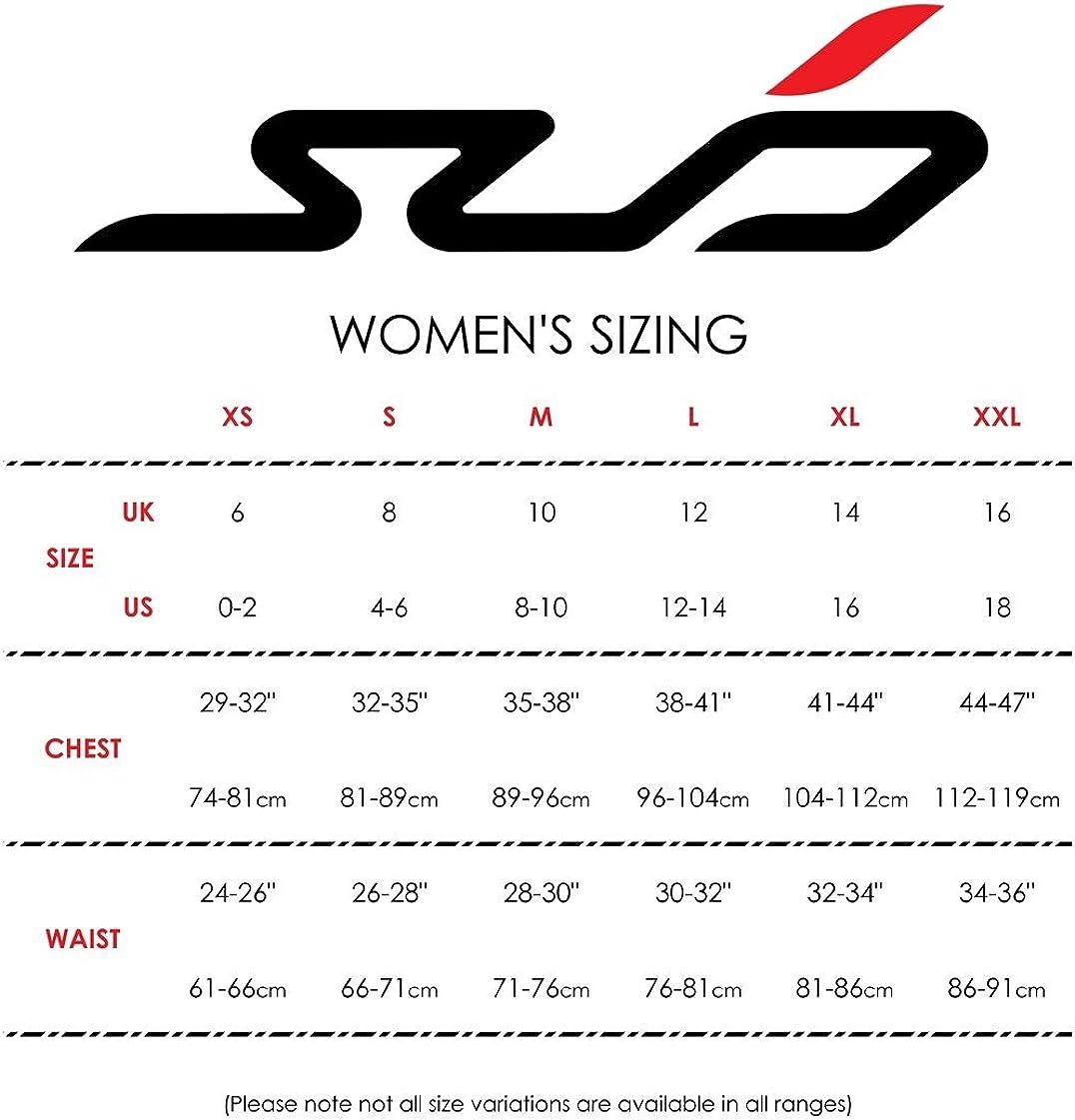 Sub Sports Damen All Season Kompressions-Leggings Baselayer Dual