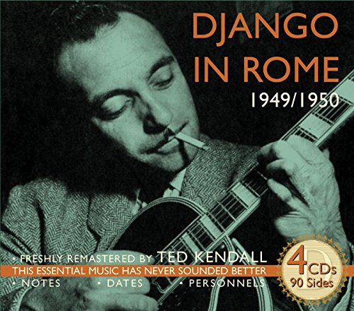 Django In Rome 1949-1950 by JSP