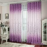 Best Norbi Curtains For Living Rooms - Norbi Tulle Room Window Sheer Panel Curtain Flower Review