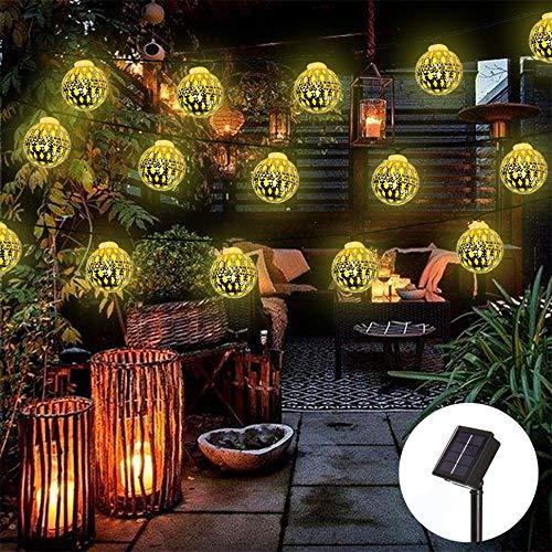 Moroccan Garden Lighting in US - 6