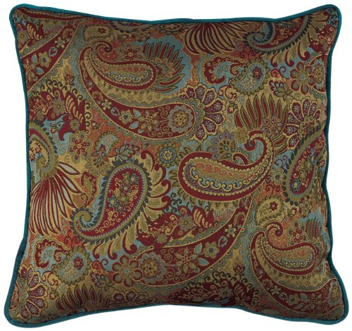 HiEnd Accents San Angelo Western Paisley Sham, European by HiEnd Accents