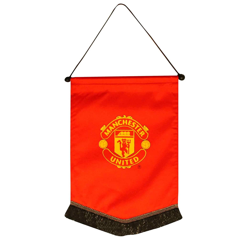 Man Utd Crest Pennant