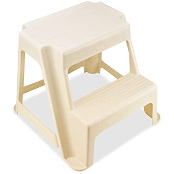 RCP42221 - Rubbermaid Two-Step Stool  sc 1 st  Amazon.com & RCP42221 - Rubbermaid Two-Step Stool - - Amazon.com islam-shia.org