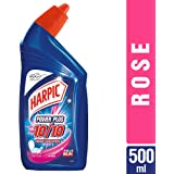 Harpic Powerplus Toilet Cleaner - 500 ml (Rose)
