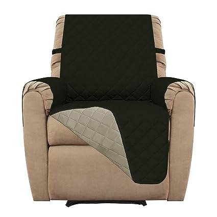 amazon com easy going recliner sofa covers recliner slipcovers rh amazon com recliner sofa covers walmart dual recliner sofa covers