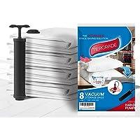 8-Pk. Tiergrade Jumbo Vacuum Storage Bag