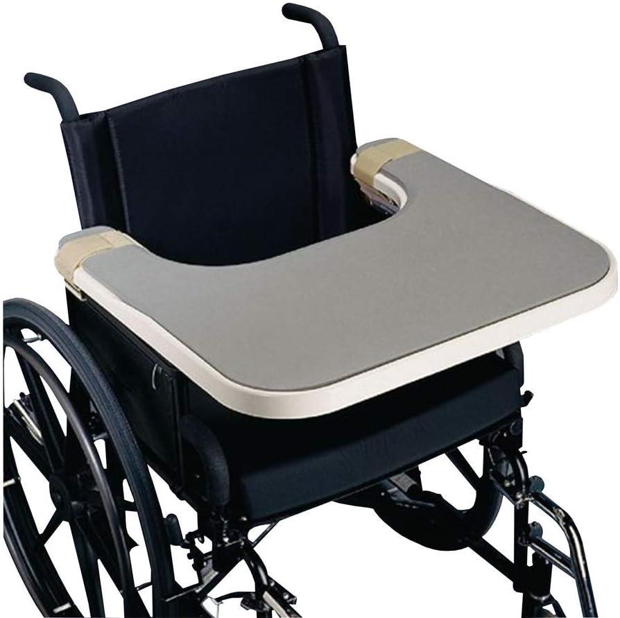 Rolyan Economy - Bandeja para silla de ruedas