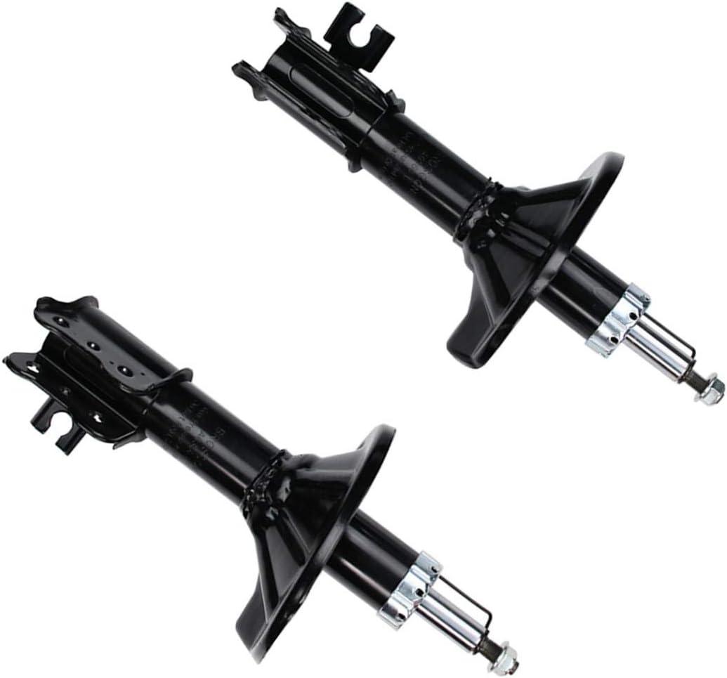 2 New Suspension Struts Shocks 1998-2002 Mazda 626 Front Pair 1 Year Warranty