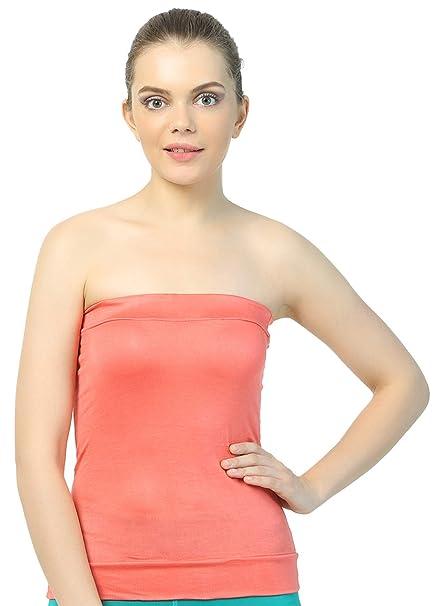 04577cc5fd Famila Bralette Bra Sexy Tube Top Camisole for Women Girl Ladies Female  Solid Colour Non-