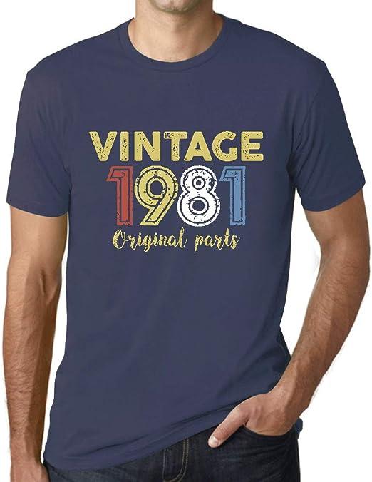 Maglietta Vintage 40th 1979 Uomo 40 anni Level 40 Complete Maglietta