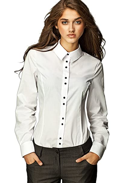 official photos 5f98e 13814 Nife Camicia Donna: Amazon.it: Abbigliamento