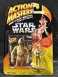 c3p0 figure - Star Wars Action Masters Die Cast C-3p0