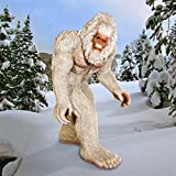 Design Toscano The Abominable Snowman Life-Size Yeti Statue