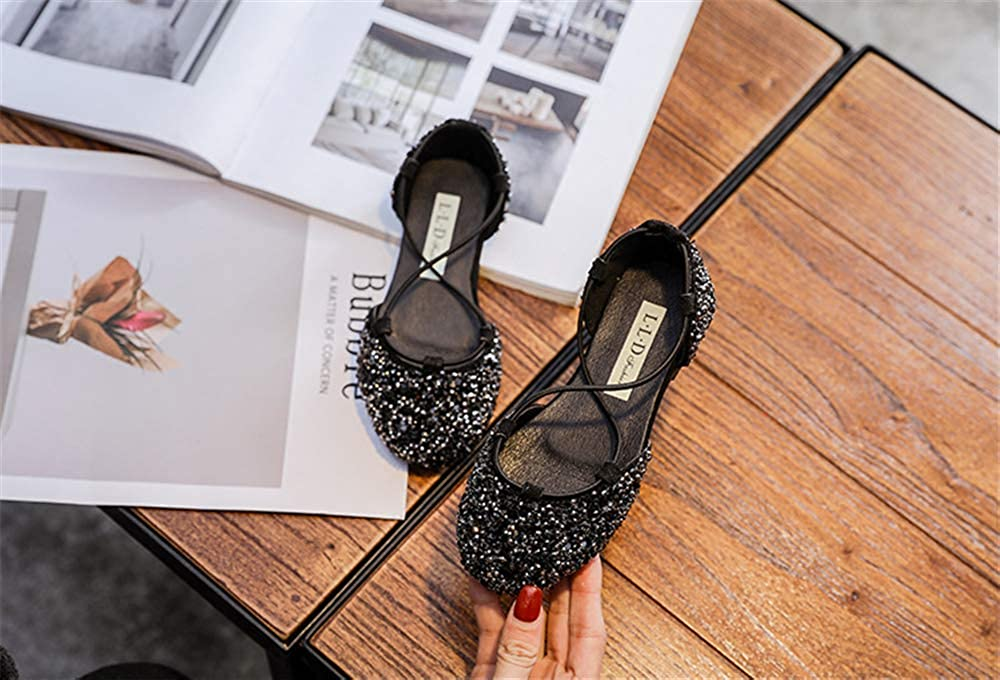 stay real Dress Shoes Girls Princess Low Heels Dress Shoes Wedding Party Pumps