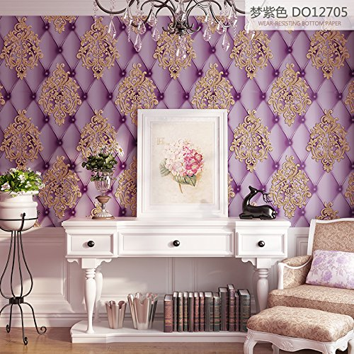 european-style-living-room-tv-background-wall-wallpaper-bedroom-non-woven-wallpaperd