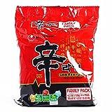 Nongshim Shin Ramyun 4-Pack 16.8 oz each (1 Item Per Order, not per case)
