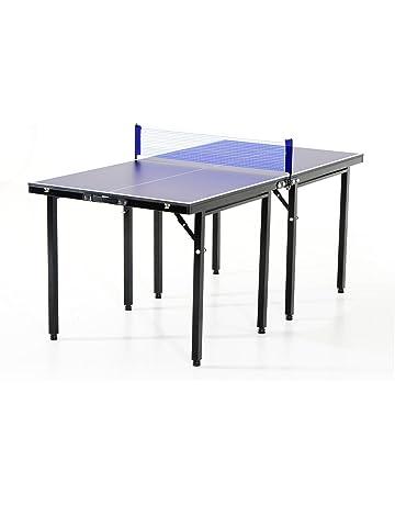 9a728f8dd Mesa Ping Pong Plegable 153x76.5x67cm + Red Tenis Mesa Exterior Portatil