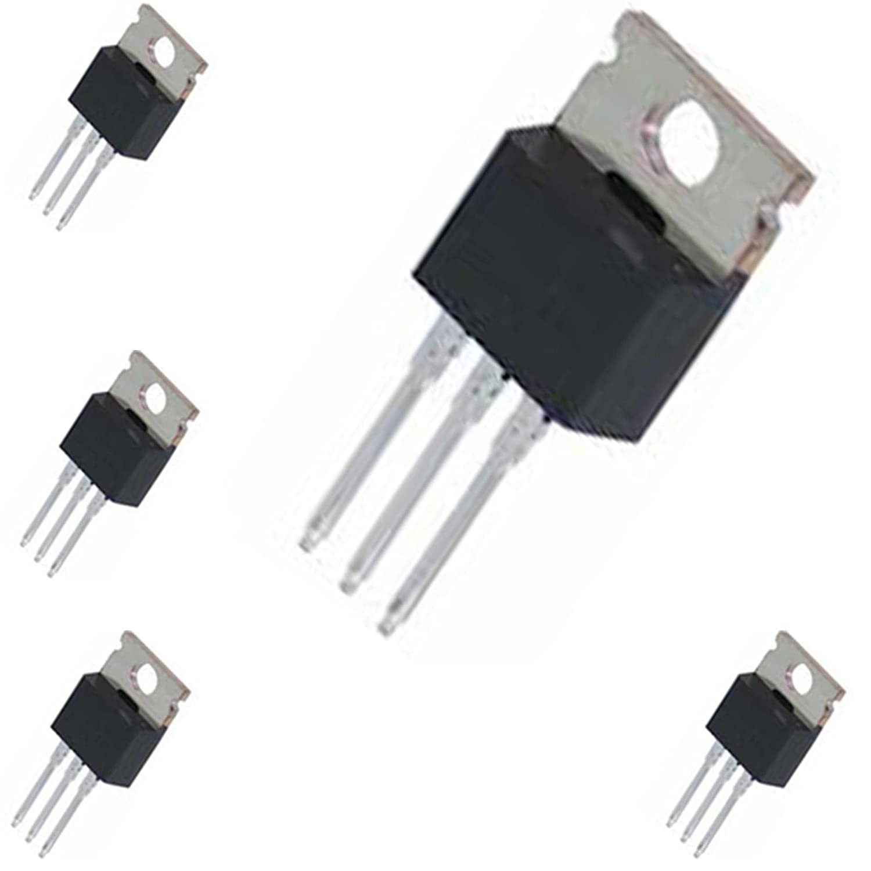 5/X Tip122/NPN transistor amplificateur lin/éaire et application de commutation