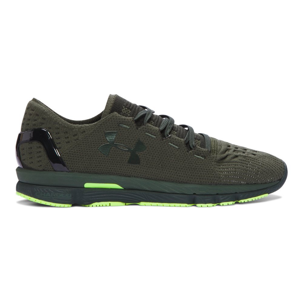 Under Armour Men's UA Speedform Slingshot Running Shoes B01FZN8NGO 8 D(M) US|Downtown Green/ Loche/ Downtown Green
