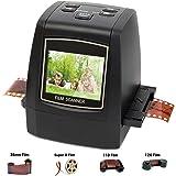 DIGITNOW! 22MP Film Scanner , Super 8 / 110 / 126 / 35mm Negativi e Diapositive Digitale Convertitore ,Foto Salva su Scheda SD Direttamente
