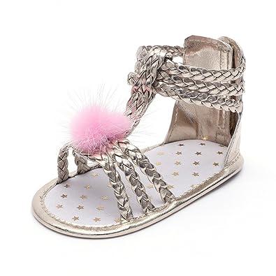 5dcd6814cdf9f DAY8 Sandales Fille Bébé Princesse Mode Boheme Chaussure Bébé Fille Bapteme  Été Pas Cher Chaussures Bébé