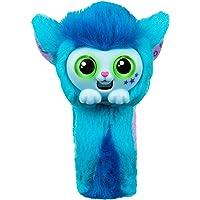 Wrapples Pequeño juguete para mascotas vivas, muñeca, mono, interactivo, amigos, conversación, rosa princeza, banda de…