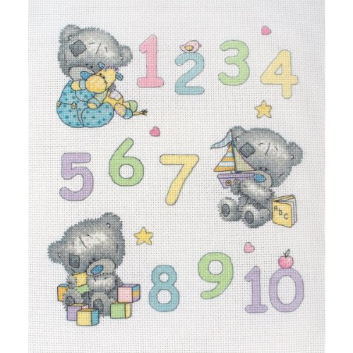 anchor-maia-ttt0005-tiny-tatty-teddy-1-to-10-counted-cross-stitch-kit-9-3-4-inch-x-8-inch