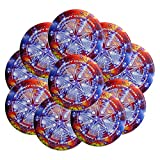 Discraft SuperColor Ultra-Star 175g Ultimate Disc Starscape (10 Pack)