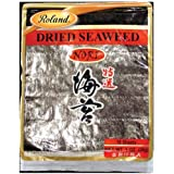 Nori Dried Seaweed by Roland (1 ounce)