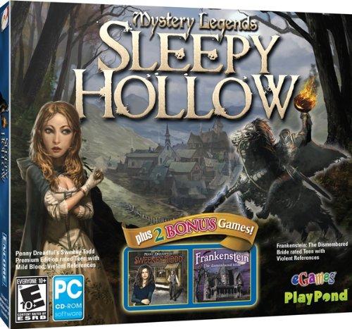 Encore Sleepy Hollow Jewel Case