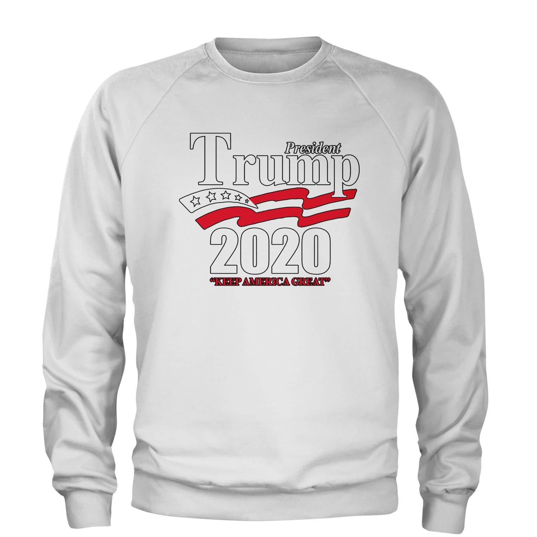 President Trump 2020 Keep America Great Crewneck 7390 Shirts