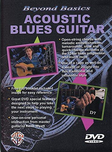 Ultimate Beginner Acoustic Guitar - Beyond Basics: Acoustic Blues Guitar (DVD)