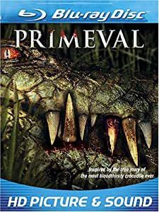 Primeval [Blu-ray] (Sous-titres français)