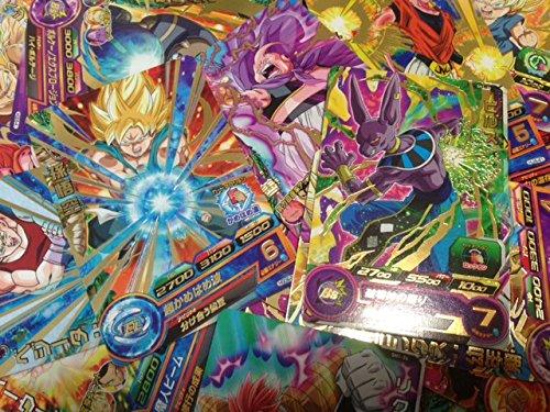 (Oripa:Original pack)Dragon Ball Heroes Random 5 cards set(1 Holo card included) (1 Pack Random)