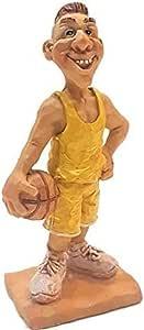 مي منحوتة لاعب كرة سلة للمنزل - AL1401