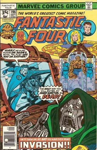 The Fantastic Four #198 : Invasion (Marvel Comics)