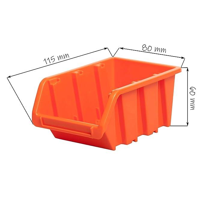 Tiger Cliqit 2874 WC-Bürste Toilettenbürste Klobürste mit Halterung Wandbef