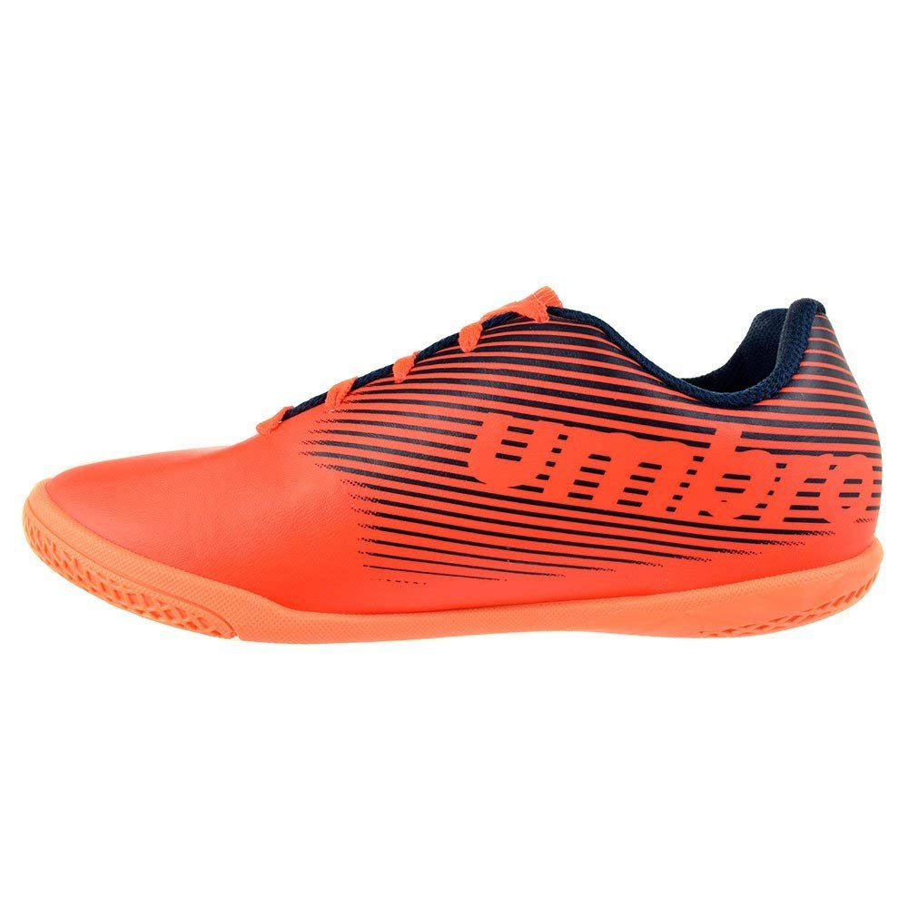 36e3be326a Tênis Futsal Menino Umbro F5 Light Laranja Marinho  Amazon.com.br  Amazon  Moda