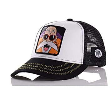 Ydfq Gorras de béisbol Dibujos Animados Animado Dragon Ball Gorras ...
