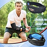 1-Medical-Grade-Elbow-Brace-Set-2-Elbow-Brace-2-Compression-Sleeves-Best-Combination-for-Elbow-Pain-Tennis-and-Golfers-Elbow-Relieve-Tendonitis-and-Forearm-Pain