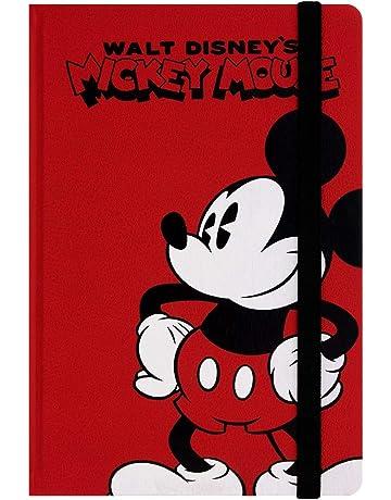 Disney Minnie Mouse Block Notizbuch Schreibblock Notizblock Spiralblock Heft A5