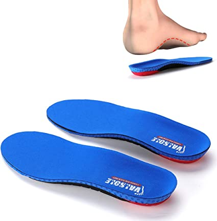 VALSOLE Running Athletic Insoles, Work