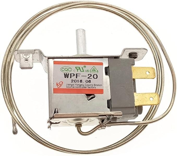 Saim AC 220 V 6 A WPF-20 congelador frigorífico termostato ...